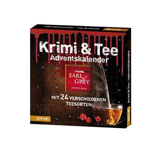 Roth Krimi & Tee Adventskalender, 1er Pack (1 x 102 g)