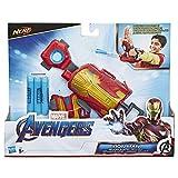 Marvel Avengers – Accessoire de déguisement Marvel Avengers Endgame – Gant répulseur d'Iron Man - Jouet Avengers