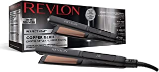 Revlon RVST2175 Hair straigtner, Salon straight copper smooth styler.
