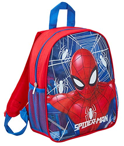 Marvel Sac à Dos Spiderman Phosphorescent, Spiderman...