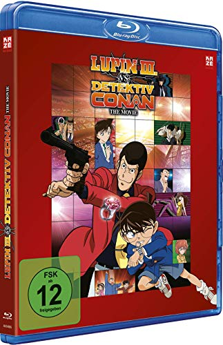 Lupin the 3rd vs. Detektiv Conan - The...