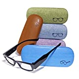 Magnifying reading glasses with built in LED Light x 3.5