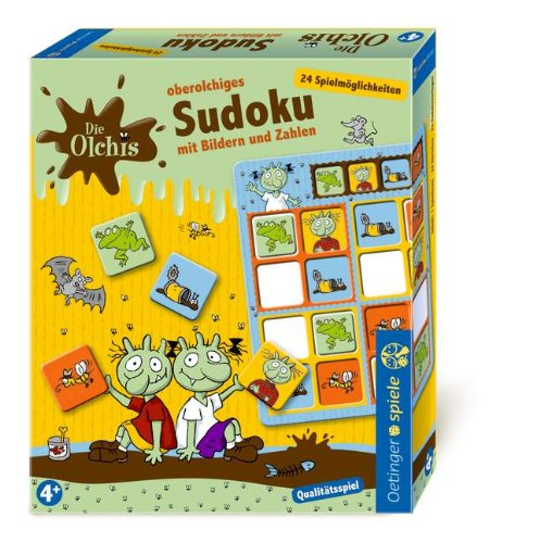 Baby Walz - Sudoku (Verlag Friedrich Oetinger 890880) (versin en alemn)