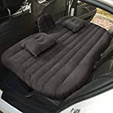 Biroller BRICBL01 Car Bed Inflatable Air Mattress with Pump & 2 Pillows Portable Compact Twin Size...