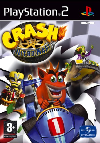 CRASH NITRO KART UK IMPORT