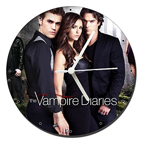 MasTazas Cronicas Vampiricas The Vampire Diaries A Reloj de Pared Wall Clock...