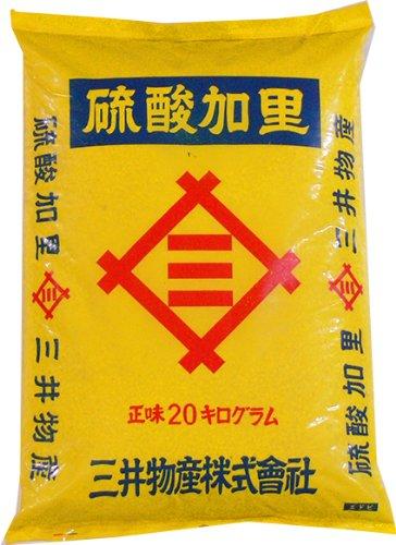 あかぎ園芸 12-10 硫酸加里 20kg