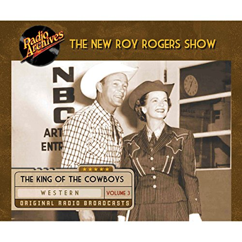Roy Rogers, Volume 3 audiobook cover art