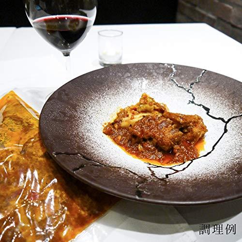 冷凍 洋風惣菜 高級 イタリアンレストラン 虎ノ門タニーチャ特製 国産 豚バラとキャベツの柔らかトマト煮込み 南イタリア風 500g
