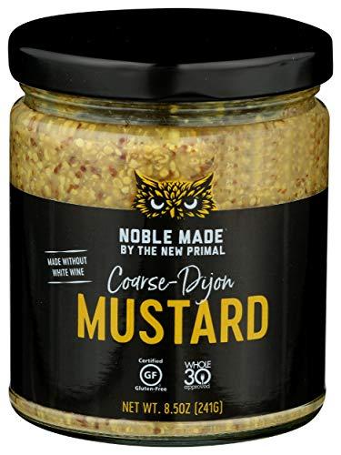 The New Primal, Mustard Dijon, 6 Ounce