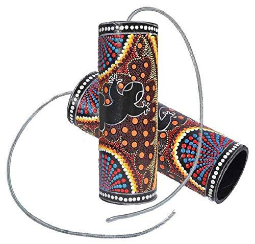 Woru Tubo de truenos, Thunder Tubo, Percusión Musical Instrumento de Efectos de Sonido