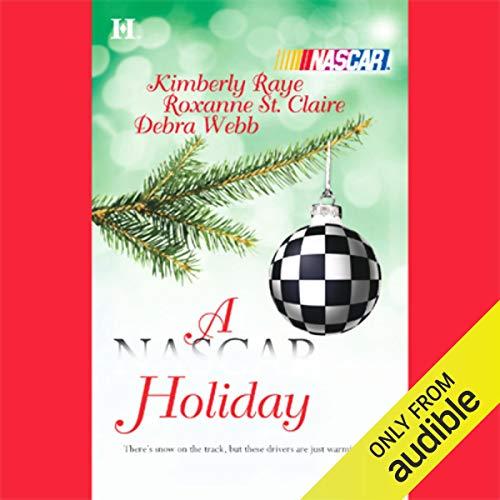 A NASCAR Holiday audiobook cover art