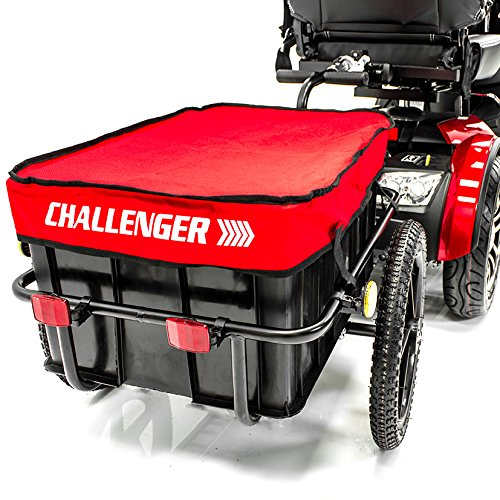 Cheap Challenger Mobility Challenger Scooter Trailer for Pride Mobility Scooters Heavy Duty, Large T...