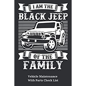 Vehicle Maintenance With Parts Check List Log Book: Essential for Your Vehicles , Automobile, Cars,Truck,Jeep, Motorcycle Owner, Driver, Car Mechanic, ... for Husband, Dad on Birthday or Christmas