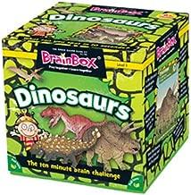 Green Board Games 90038 Brainbox Dinosaurs Game