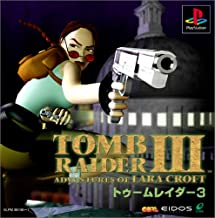 Tomb Raider III Playstation[Japan Import]