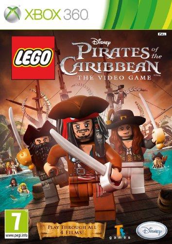 Lego Pirates of the Caribbean (Xbox 360) [Importación inglesa]