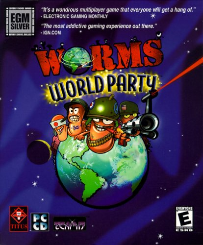 Worms World Party (PC) [Edizione: Regno Unito]