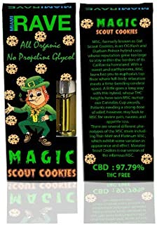 Monster Girl Scout Cookies Regular Strength 500 MG