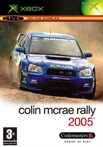 Colin Mcrae Rally 2005 (Xbox) - - Very Good Condition