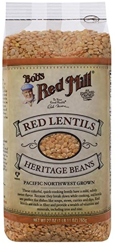 Bob's Red Mill Red Lentils, 27 oz