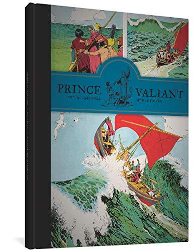 Prince Valiant, Volume 4: 1943-1944: 0
