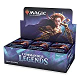Magic: The Gathering Commander Legends Draft Booster Box | 24...