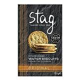 Stag Crackers de Agua Original - 6 Paquetes de 150 gr - Total: 900 gr