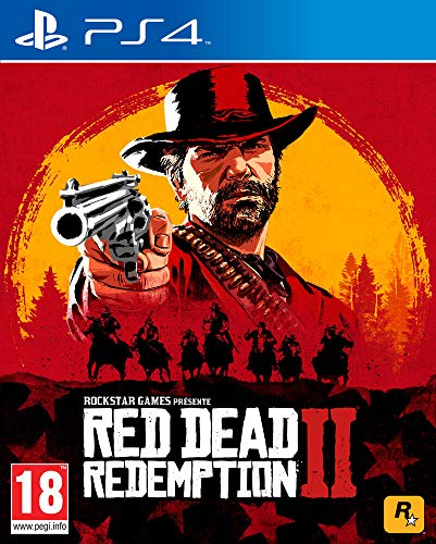 Take 2 NG JEU Rockstar RED Dead Redemption 2 PS4 Konsole