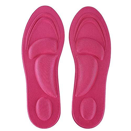 Plantillas Ortopédicas Pies Planos Cómodos Completos Insertos Ortopédicos Soporte El Arco Los Mejores Zapatos A Prueba Choques Pad