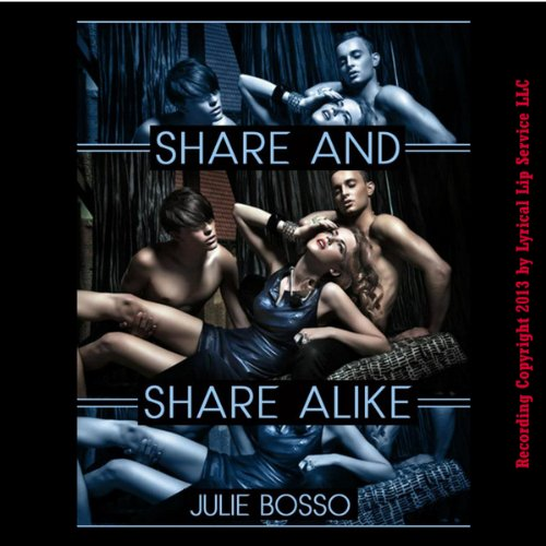 Share and Share Alike audiobook cover art