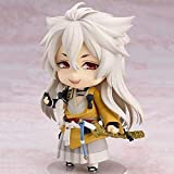LPJPCR Touken Ranbu Online KogitsuMaru Small Fox Office Ornament Figurine D Acción Estatua de carácter Animado para Regalos y decoración del hogar