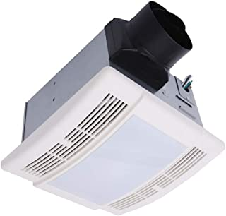 Ultra Quiet Ventilation Fan Bathroom Exhaust Fan (90CFM/1.5Sone)