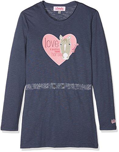 HKM T-Shirt pour Enfant de Wendy Chemisier Taille Unique