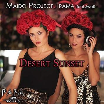 Desert Sunset (feat. Swathi) [Nerodiamante]
