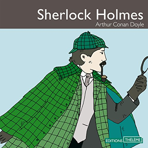 Sherlock Holmes [French Version] audiobook cover art