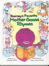 Barney's Favorite Mother Goose Rhymes, Volume I