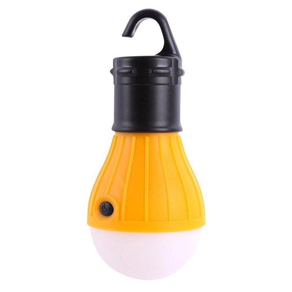 記念品定説どこかCOKOOL ラップトップアウトドア用 LED電球ポータブルランプ 3LED 懐中電灯 釣り提灯