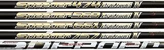 Fujikura New Speeder Evolution IV (4) 661 Shaft + Adapter & Grip