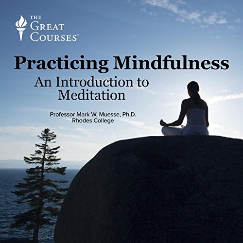 Practicing Mindfulness: An Introduction to Meditation audiobook cover art