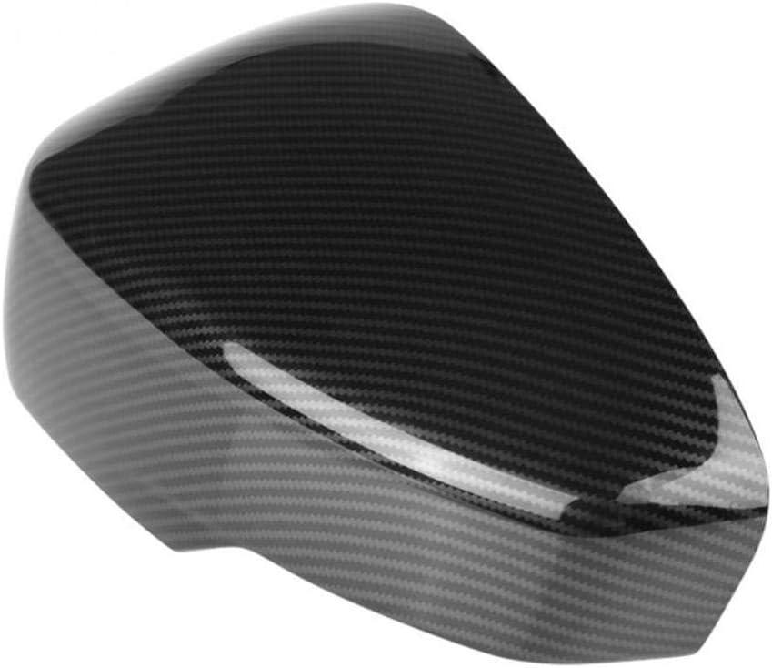 para Mitsubishi Eclipse Cross 2017-2018 UOENVA Accesorios del Coche de la Tapa del Ajuste de la Cubierta del Espejo retrovisor de la Puerta Lateral del Coche///