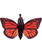 Folkmanis 3073 Monarch Life Cycle Metamorphose Ręka Lalka