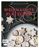 Genussmomente Weihnachtsplätzchen: Schnell und einfach backen: Rezepte für Lebkuchen, Zimtsterne, Spekulatius, Butterplätzchen, Schwarz-Weiß-Gebäck und mehr