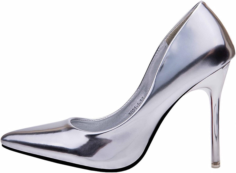 No.66 Town Women's Stiletto High Heel Dress Pumps