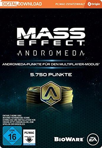 Mass Effect: Andromeda- 5750 Points [PC Code - Origin]