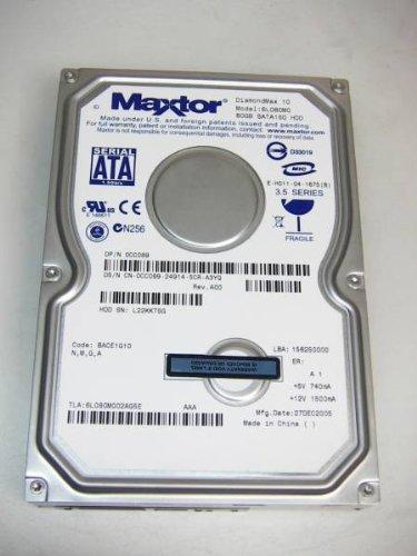 Festplatten MAXTOR DiamondMax 10MOD.6L080M080GB SATA 150Festplatte.