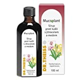 Mucoplant Plaintain Syrup 100ml syrup by Dr. Theiss Naturwaren