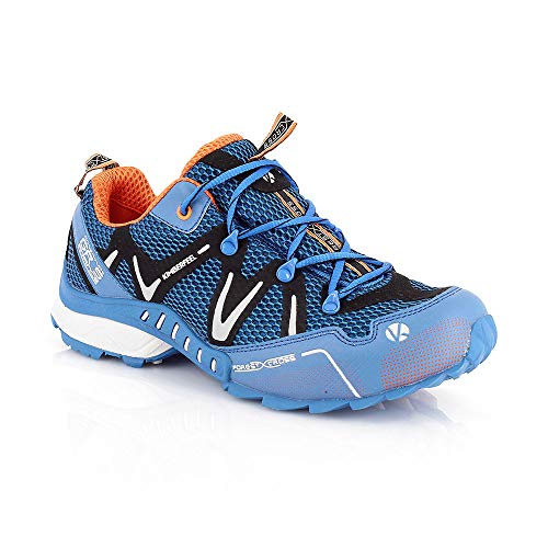 KIMBERFEEL Race - Scarpe da Trail Running da Uomo, (Blu), 39 EU