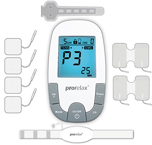 prorelax Tens/Ems SuperDuo Plus. Elektrostimulationsgerät mit besonders...