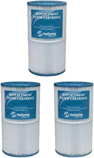 Hot Spring Watkins Jetsetter Original Spa Replacement Filters - Set of 3, 71825